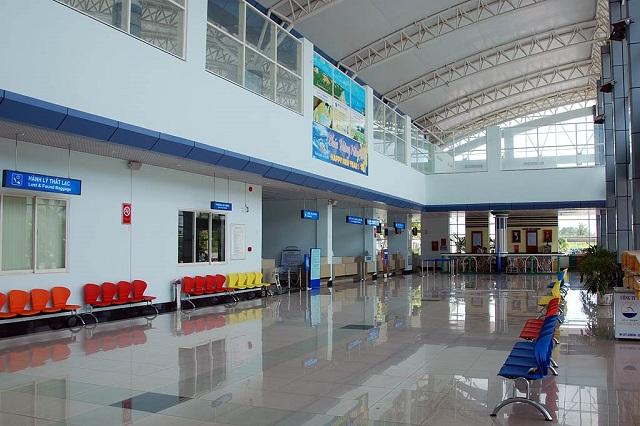 sân bay Phù Cát Bình Định