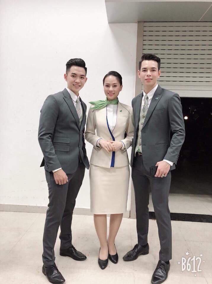 Tiếp viên hàng không Bamboo Airways