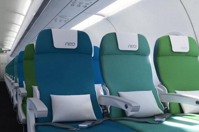 Ghế ngồi trên máy bay A321NEO