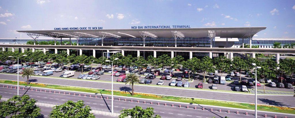 Sân bay Nội Bài - Hà Nội