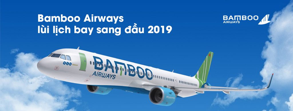 vé Bamboo airways 2019