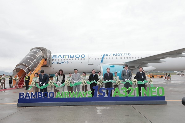 A321NEO Bamboo Airways