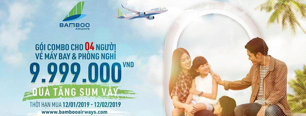 Bamboo Airways bán vé