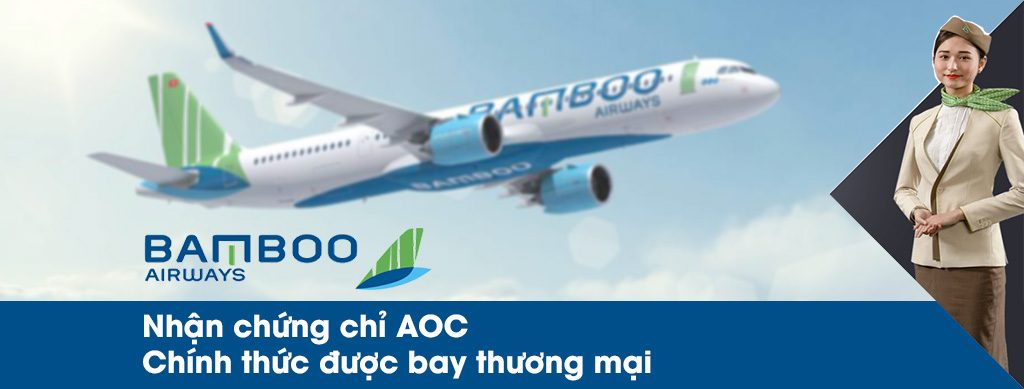 Bamboo airways AOC