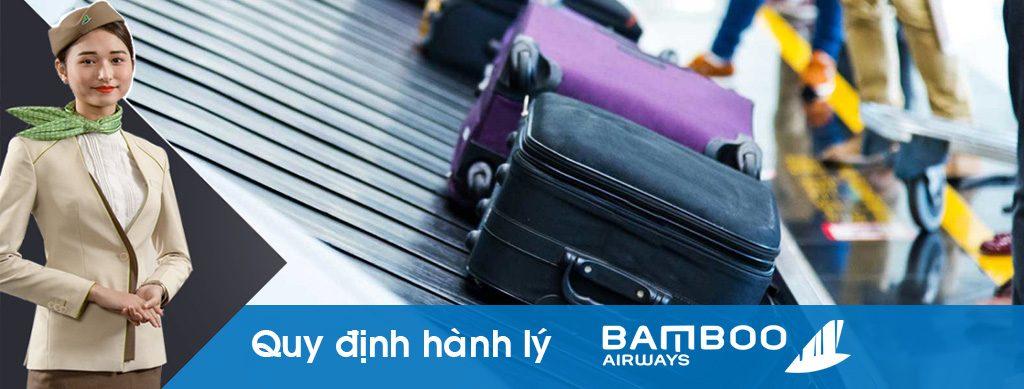 Quy định hành lý Bamboo Airways