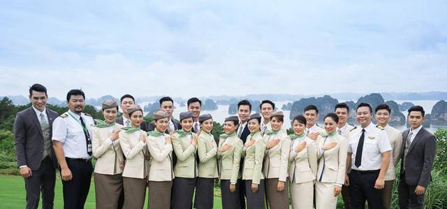Tiếp viên Bamboo Airways đã sẵn sàng cho ngày cất cánh chính thức