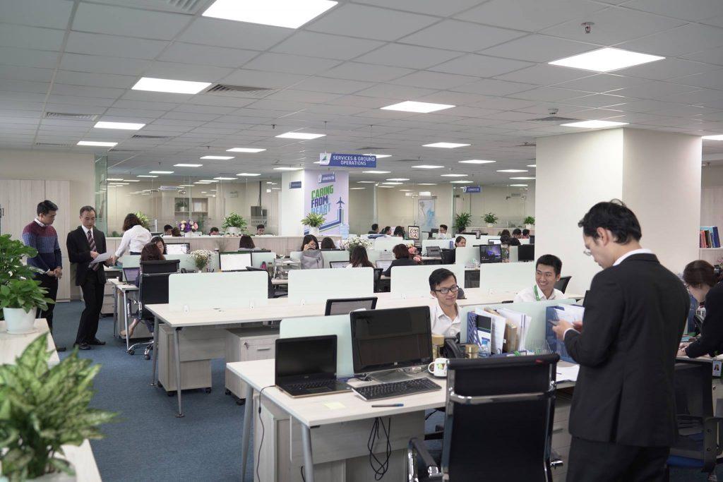 Văn phòng Bamboo Airways