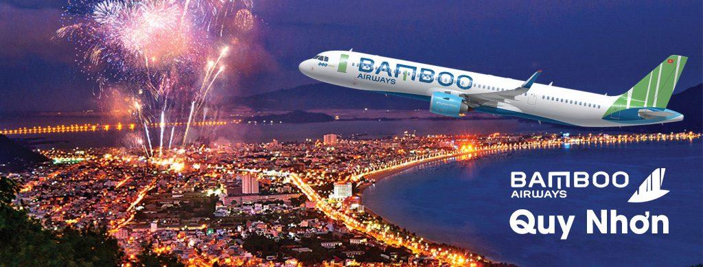 vé Bamboo Airways Quy Nhơn