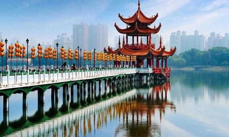 Đài Loan, Trung Quốc