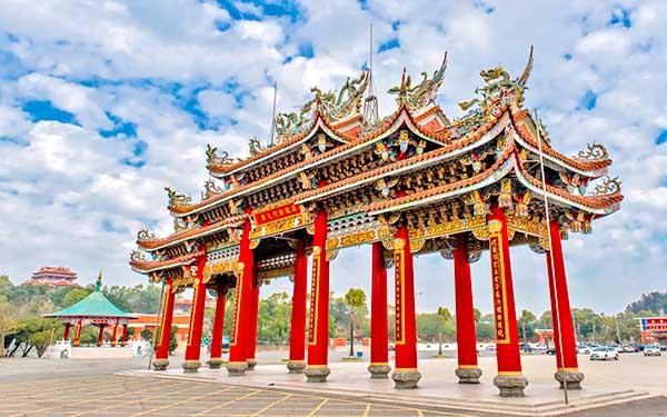 Chùa Nankunshen