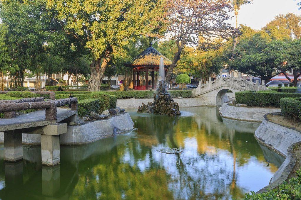 Phố cổ Tainan