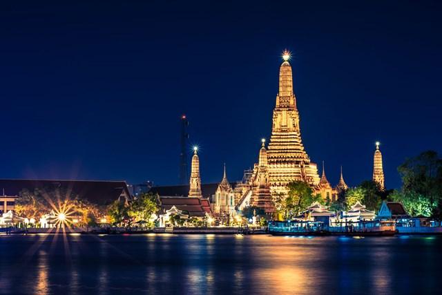 Thái Lan về đêm