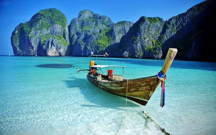 Du lịch biển Thailand