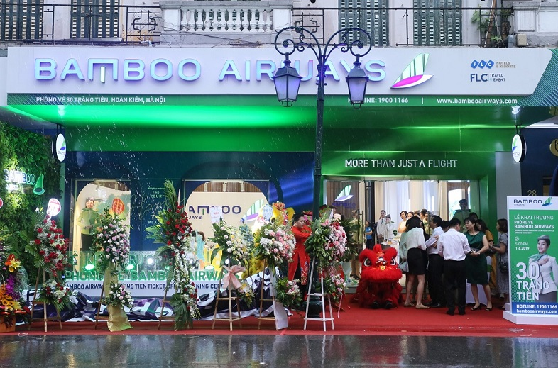 Bamboo Airways 30 Tràng Tiền