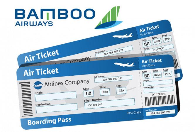 Vé máy bay Bamboo đi Mỹ